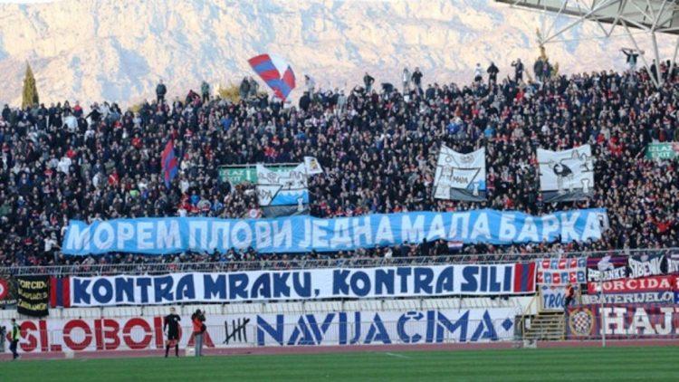 """SUD U SPLITU Nema zatvora zbog """"Ubij Srbina"""" i """"Srbe na vrbe"""""""