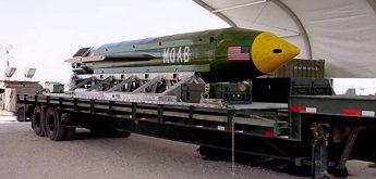 Bačena najjača nenuklearna bomba ikada