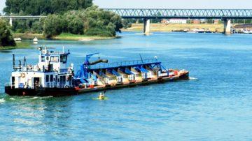 Jedan ljetni dan na rijeci Savi