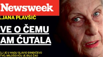 EKSKLUZIVNA ISPOVEST Biljana Plavšić: Šešelj se u Hagu radovao Ðinđićevom ubistvu. Miloševiću je bilo žao!
