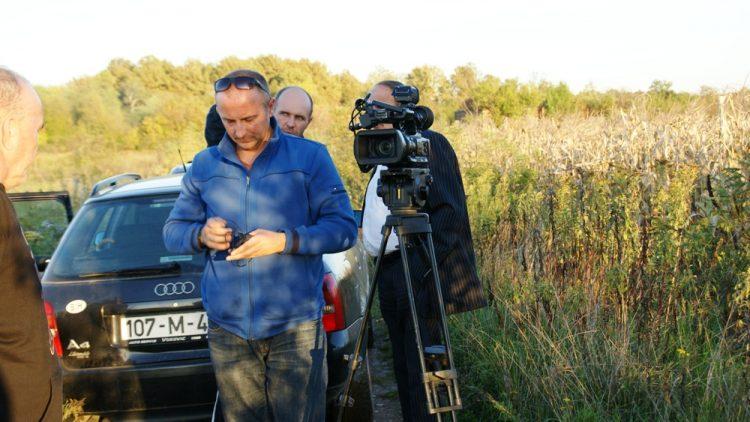 Nastavak snimanja dokumentarnog filma o Brodu